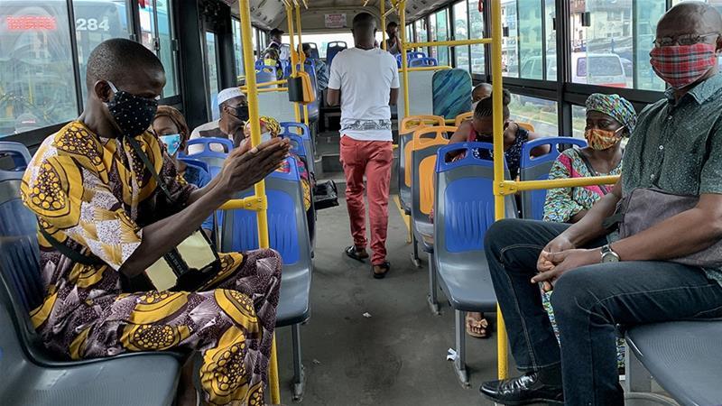 easing the corona virus lockdown in nigeria